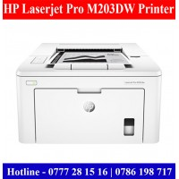 HP Laserjet Pro M203DW Printers sale Colombo and Gampaha Sri Lanka