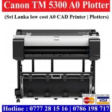 Canon TM5300 Printers Colombo, Sri Lanka | Canon A0 CAD Printers