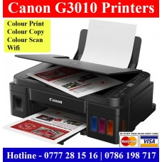 Canon G3010 Printers sale Colombo, Sri Lanka | G3010 Wifi Printer