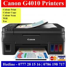 Canon PIXMA G4010 Printers Colombo Sri Lanka | Low cost ink tank printers