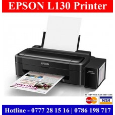 Epson L130 Colour Printers Colombo, Sri Lanka. Epson L130 Printer Price