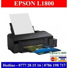 Epson L1800 Photo Printers Colombo Sri Lanka