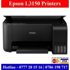 Epson L3150 Printers Colombo, Sri Lanka