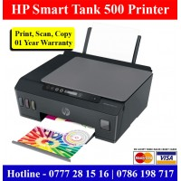 HP Smart Tank 500 Printer Price Colombo, Sri Lanka