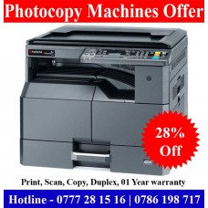 Kyocera 2200 Photocopy Machines Price Colombo, Sri Lanka